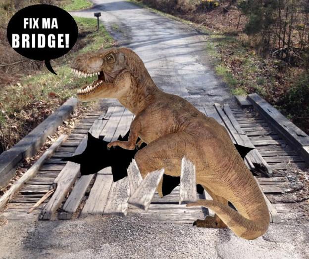 Dino Bridge